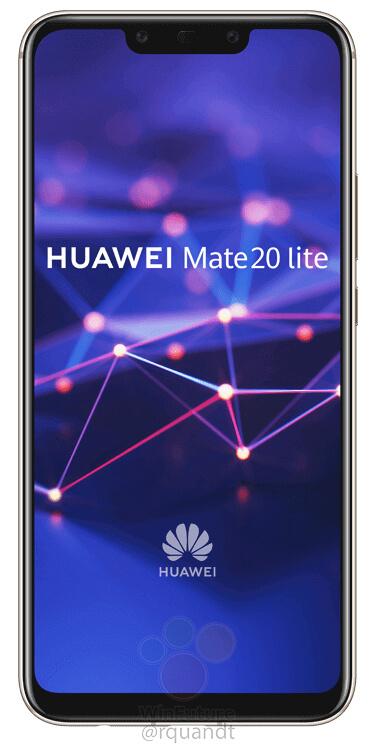 Huawei Mate 20 Lite?