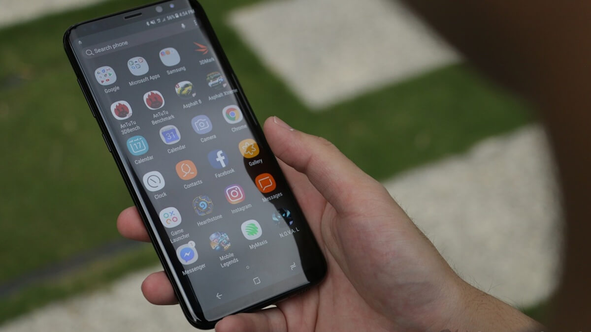 Оболочка Samsung One UI на базе Android 9 Pie получила функцию, о которой мечтают пользователи iPhone