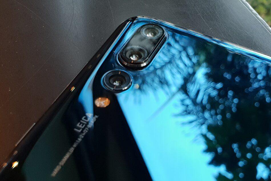 На что способна камера копии Huawei P20 Pro от Lenovo?