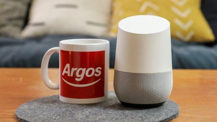 Argos реализовала сервис голосового шопинга с Google Assistant