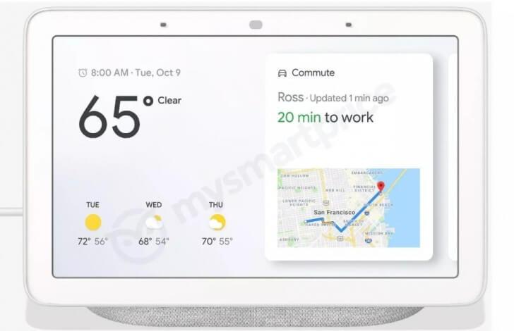Google Home Hub?