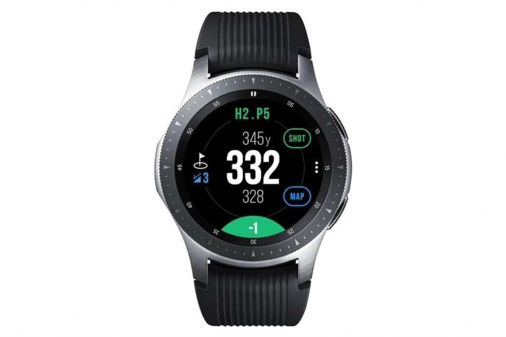 Samsung анонсировала часы Galaxy Watch Golf Edition