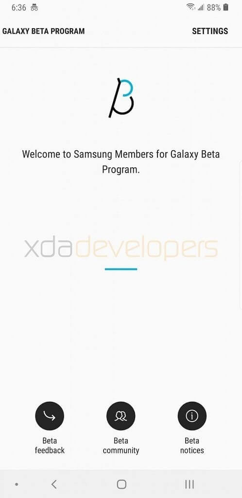 Бета-версия Samsung Experience 10 с Android 9 Pie для Samsung Galaxy