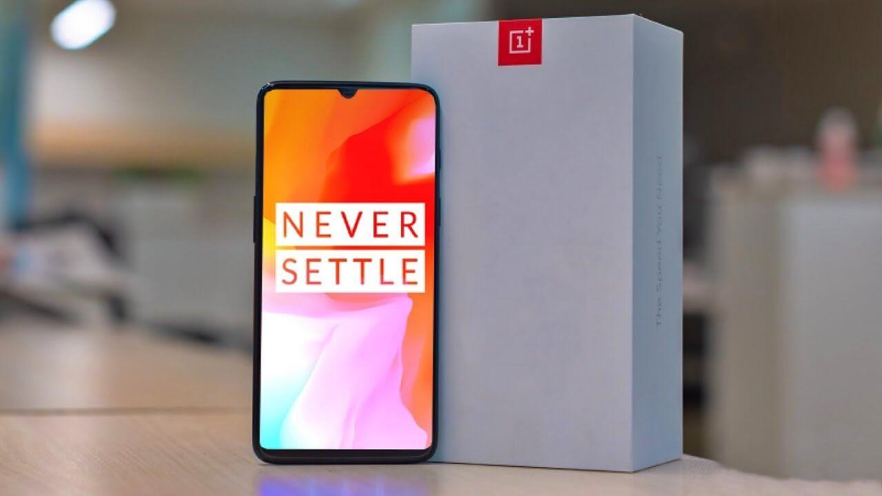 OnePlus 6T Concept
