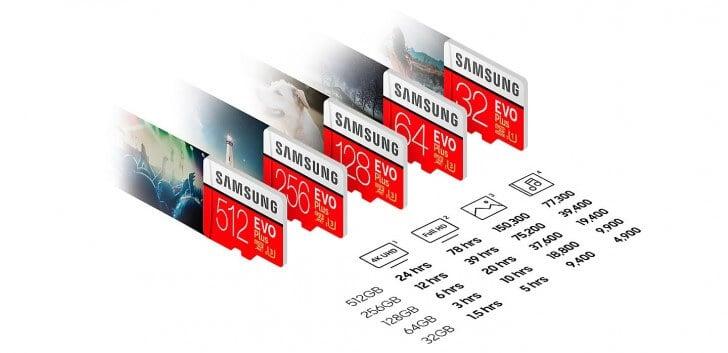 microSD от Samsung