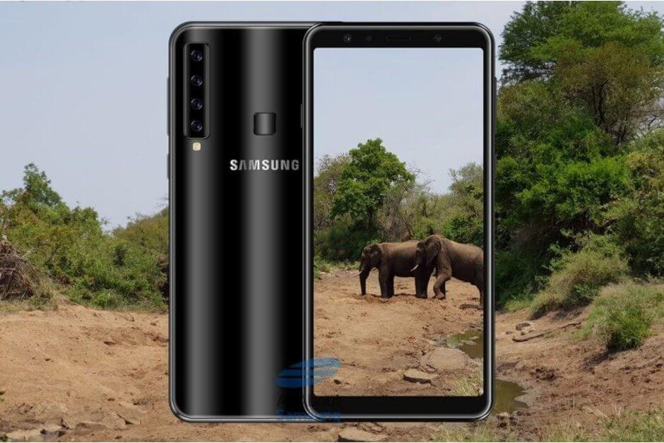 Galaxy A9s?