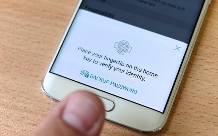 Как разблокировать ПК на Windows с помощью сканера отпечатков на Android-смартфоне
