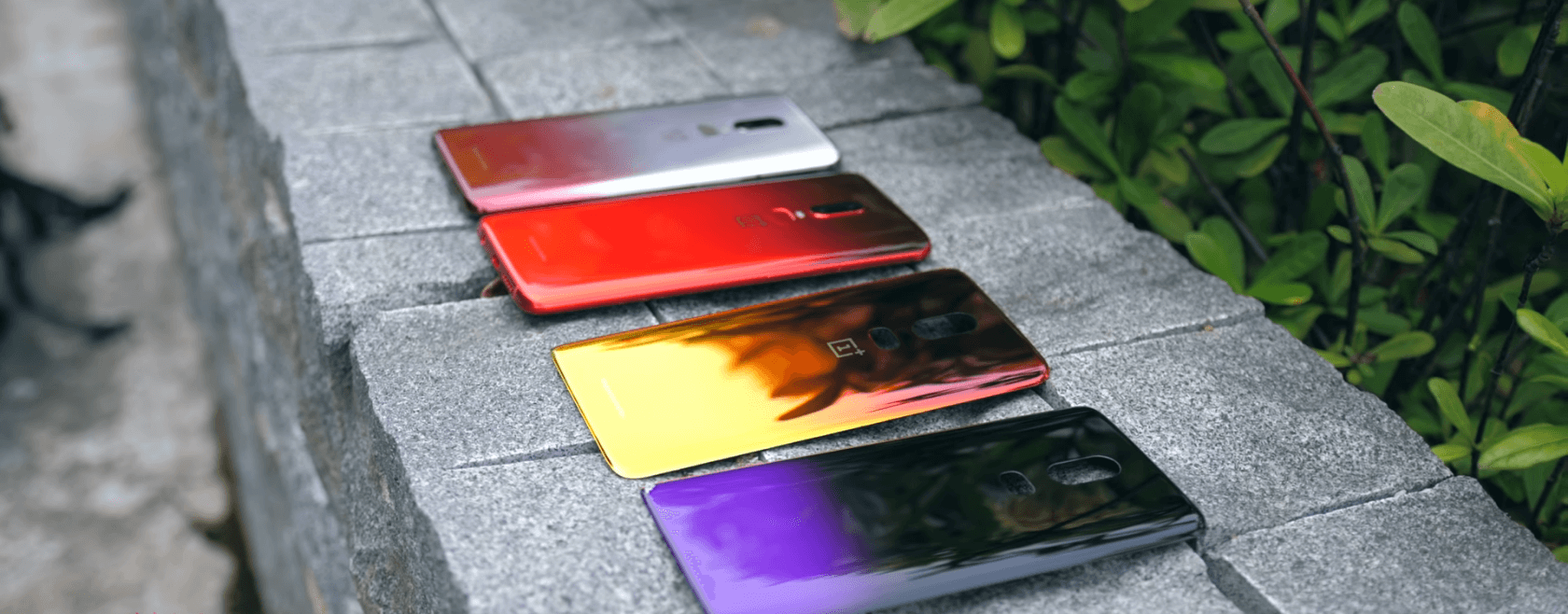 Блогеру показали, каким мог быть OnePlus 6