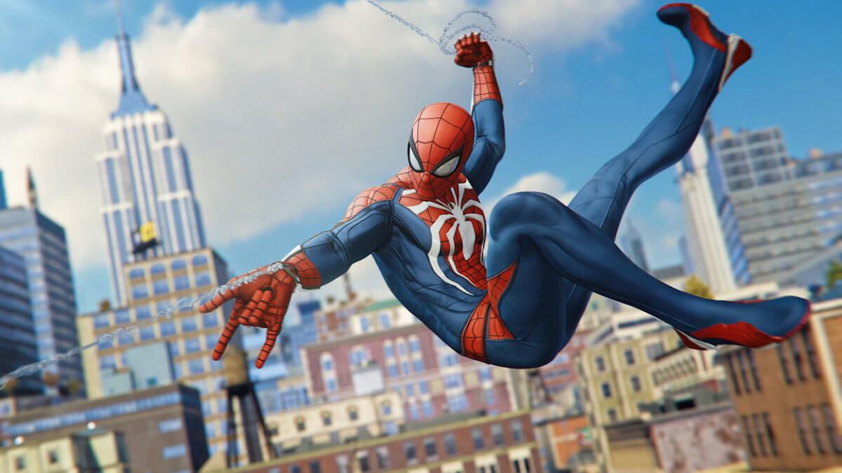 Spider Ball — Человек-паук на минималках