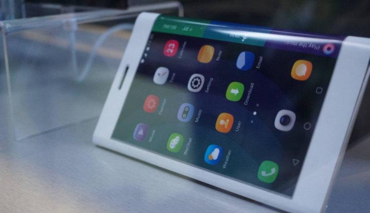 Lenovo готова выпустить 13-дюймовый планшет с особенным дисплеем