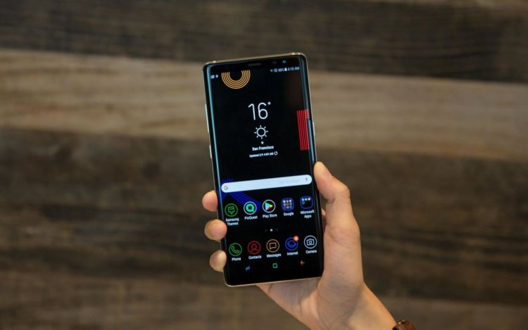 Как изменится управление смартфонами Samsung в Android 9 Pie