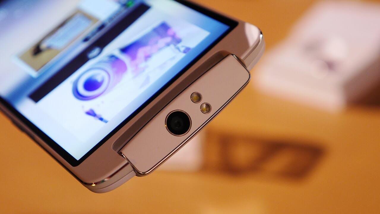 Китайские производители смартфонов удивили новыми технологиями