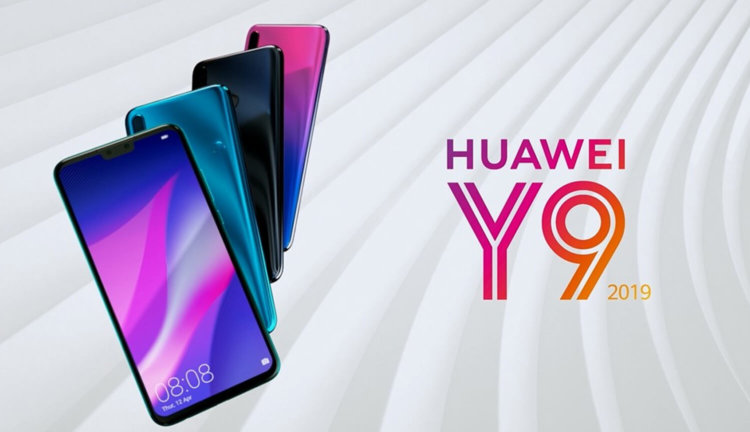 Молодежный смартфон Huawei Y9 (2019) представлен официально