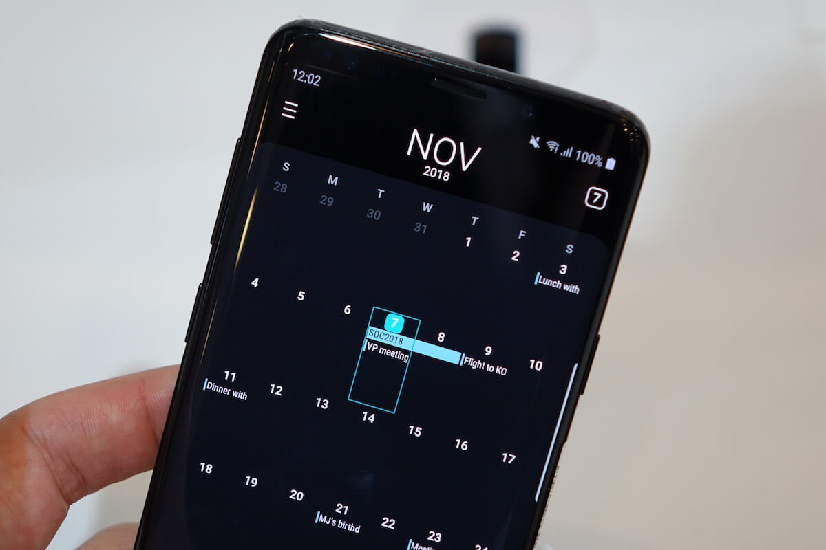 Как выглядит новый тёмный режим на смартфонах Samsung Galaxy. Подборка изображений