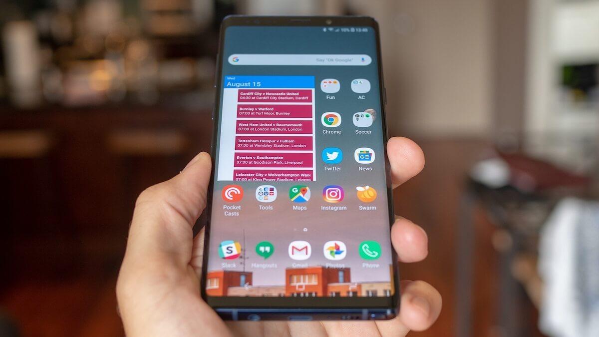 Первый iPhone против лучшего смартфона на Android: кто круче?