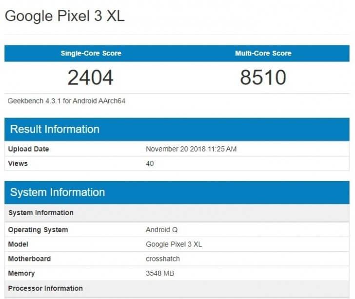 Google рассекретила Android Q