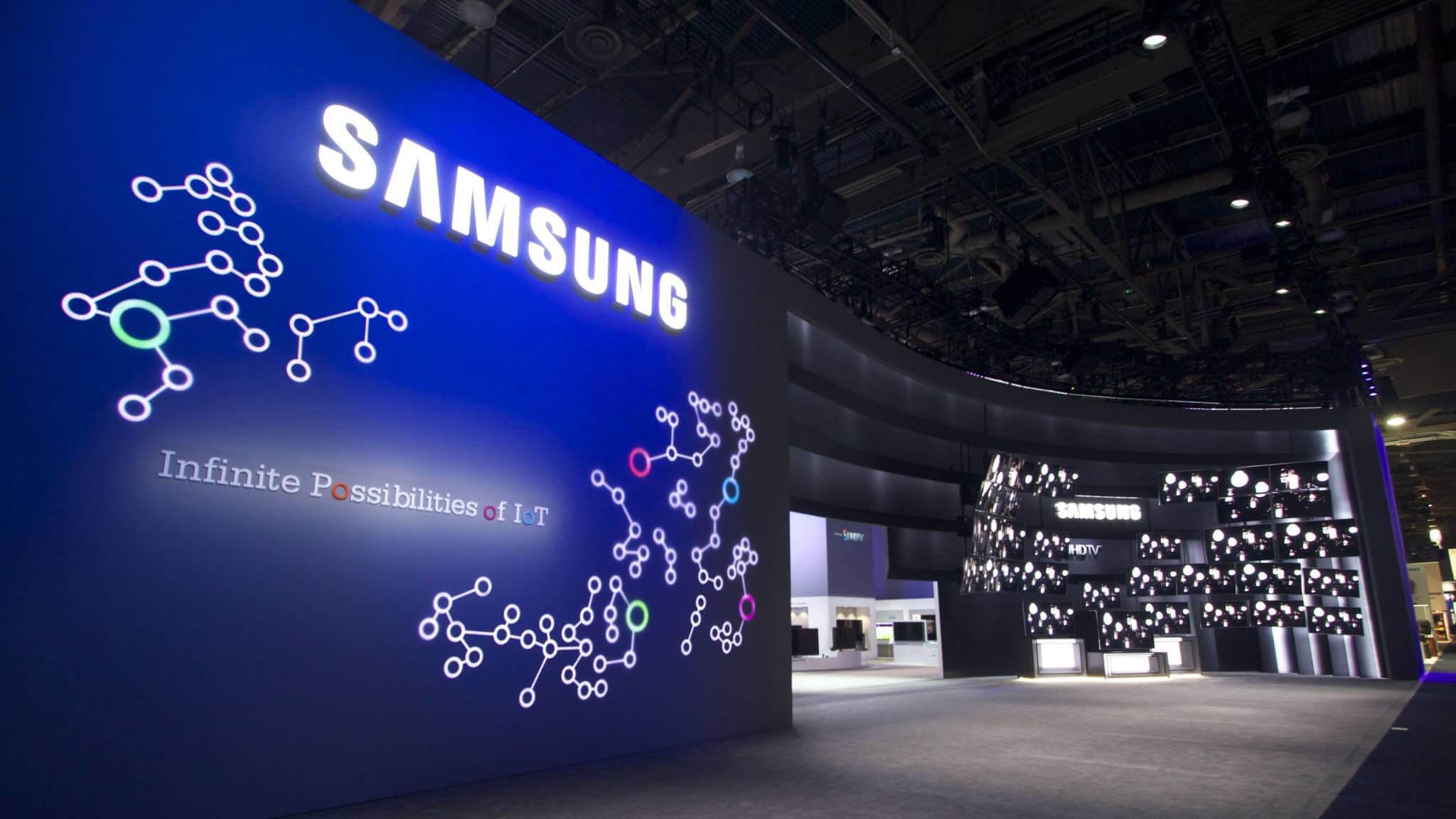 Samsung на CES