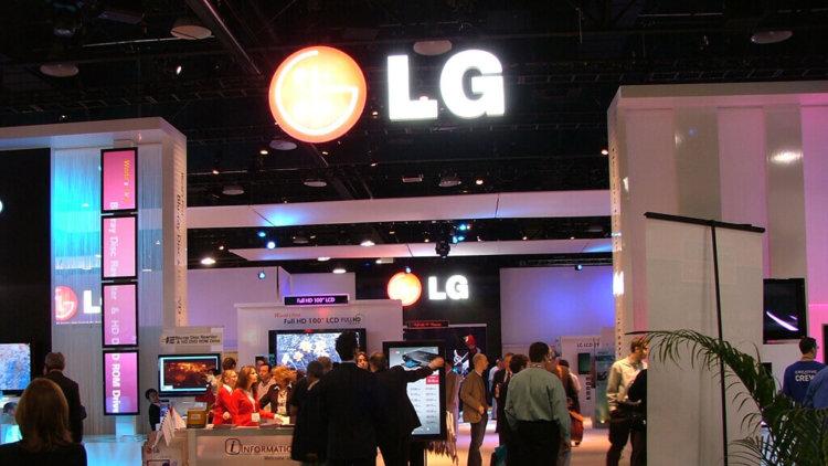 LG на CES
