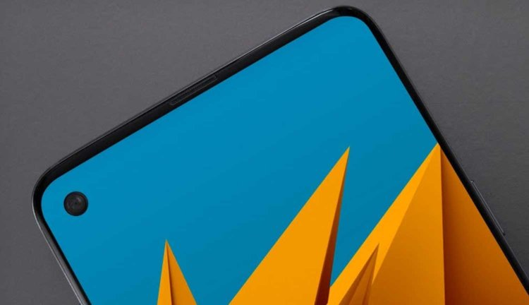 Безрамочный дисплей Samsung