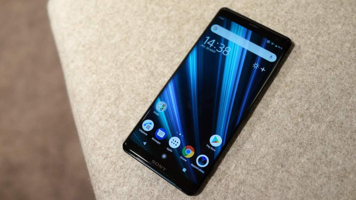 Никаких секретов: инсайдеры слили характеристики флагманского Sony Xperia XZ4