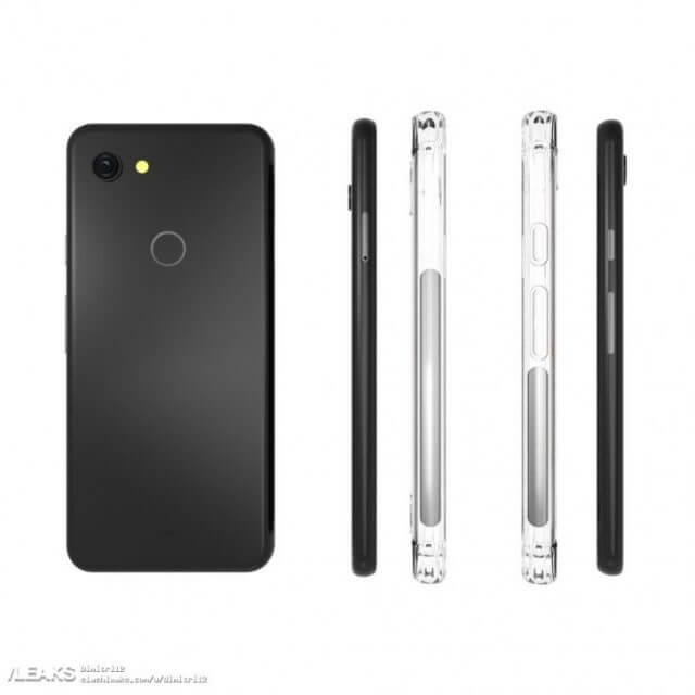 Чехол Google Pixel 3 Lite