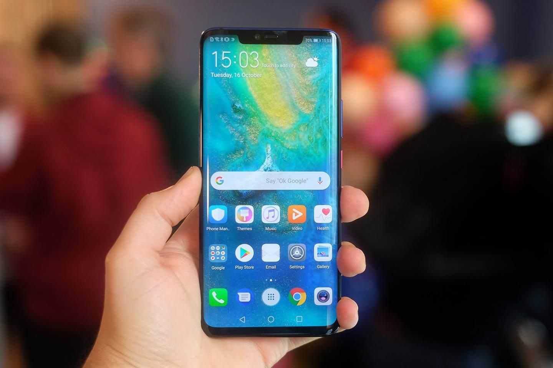 Не покупайте Huawei Mate 20 Pro! Смартфоны имеют брак дисплея