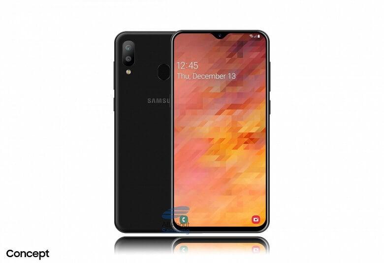 Смартфон Samsung Galaxy M30
