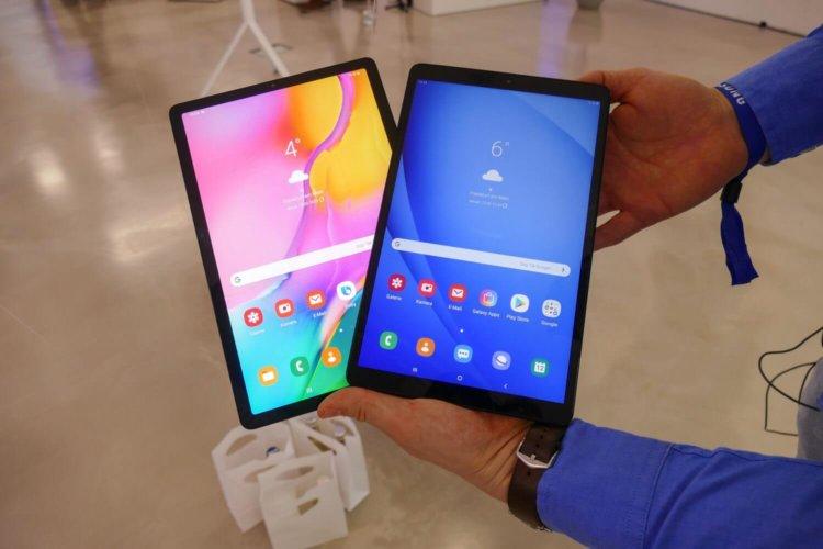 Samsung представила дешёвый Galaxy Tab A 10.1 (2019)