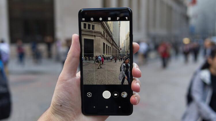 Google работает над 4D-камерой и улучшенной стабилизацией