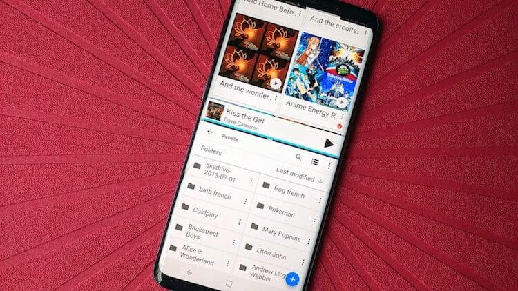 Учимся использовать многозадачность на Samsung Galaxy под управлением One UI