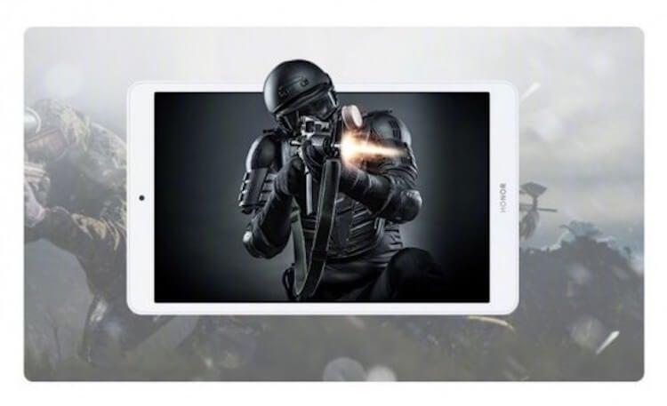 Компания Honor представилановый мини-планшет Tab 5