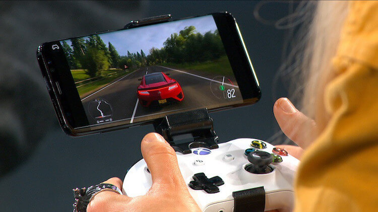 Microsoft запустила консольную игру Forza на Android-смартфоне