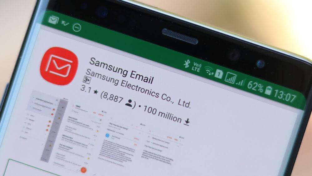 Получили уведомление, что у Samsung есть доступ к вашей почте Gmail? Не переживайте, Samsung уже в курсе