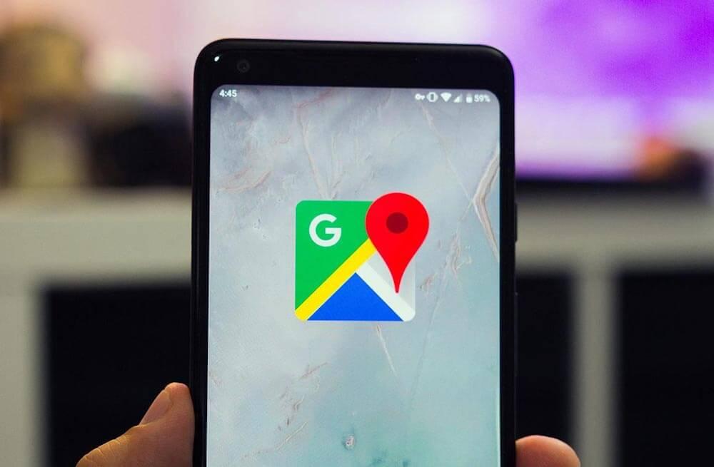 Найти нужный адрес в Google Картах стало ещё проще