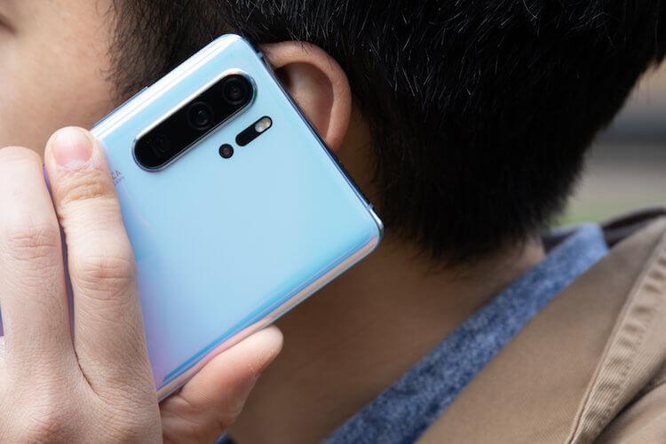 Huawei P30 Pro превратили в продвинутый шпионский инструмент