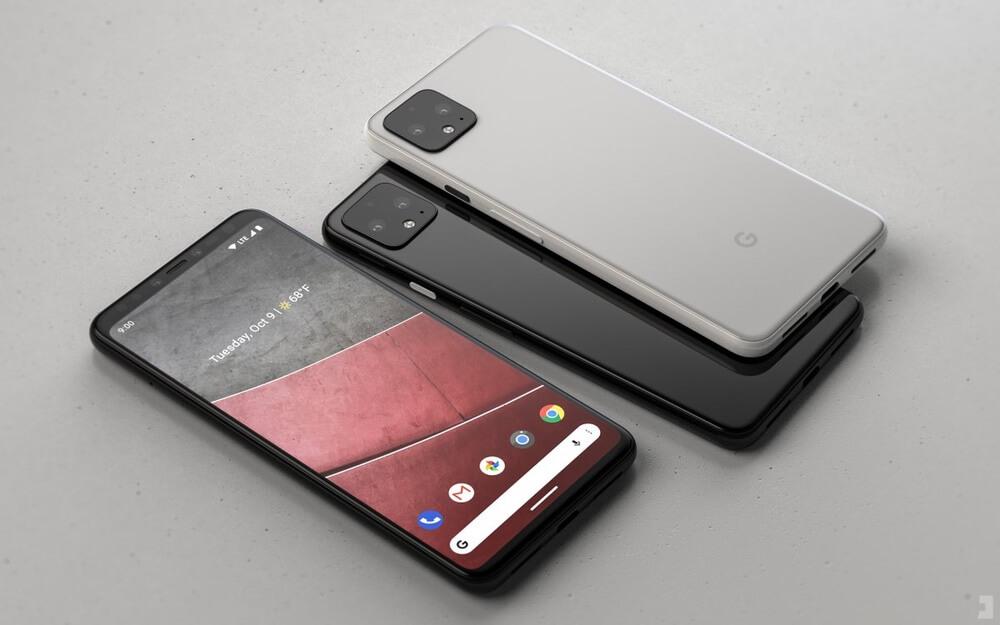 А вот и Google Pixel 4 воплоти… почти