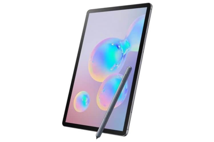 Конкурент iPad Pro от Samsung представлен официально