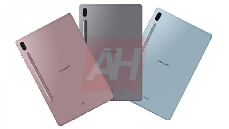Каким будет iPad Pro от Samsung