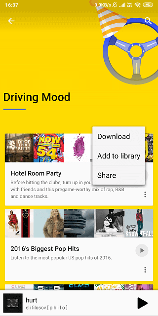 приложения для музыки без интернета и рекламы
