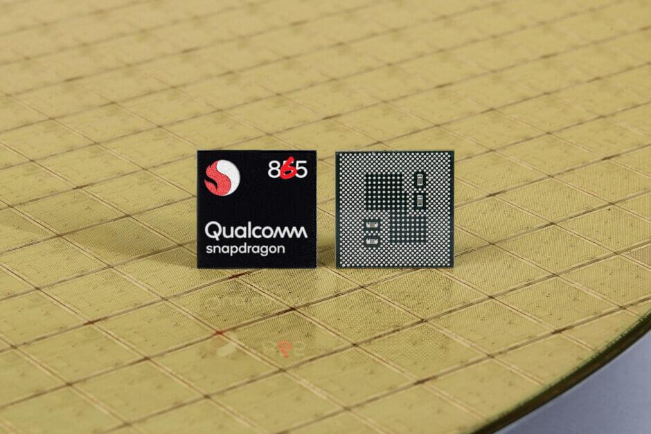 Snapdragon 865 засветился в тестах на производительность
