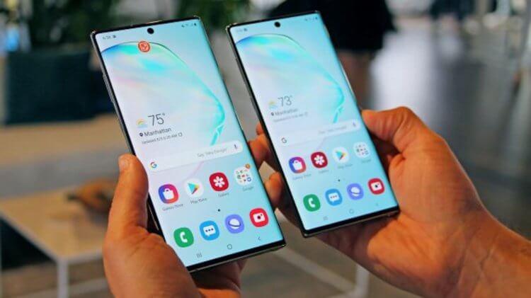 5 причин перейти на Samsung Galaxy Note 20 уже сейчас