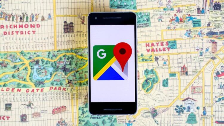 Kak Otkalibrovat Google Maps Na Android Androidinsider Ru