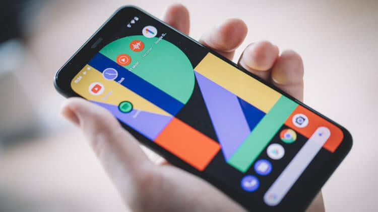 Google Pixel 4 будет обновляться почти как iPhone