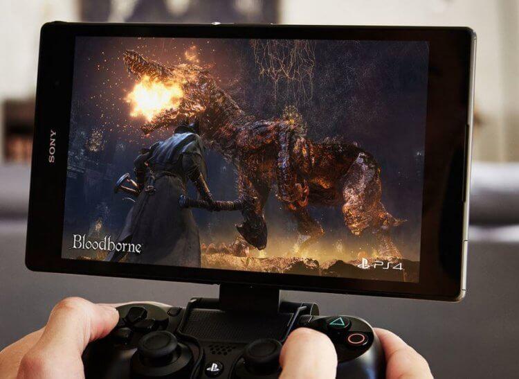 Sony выпустила приложение для стриминга игр с PS4 на Android