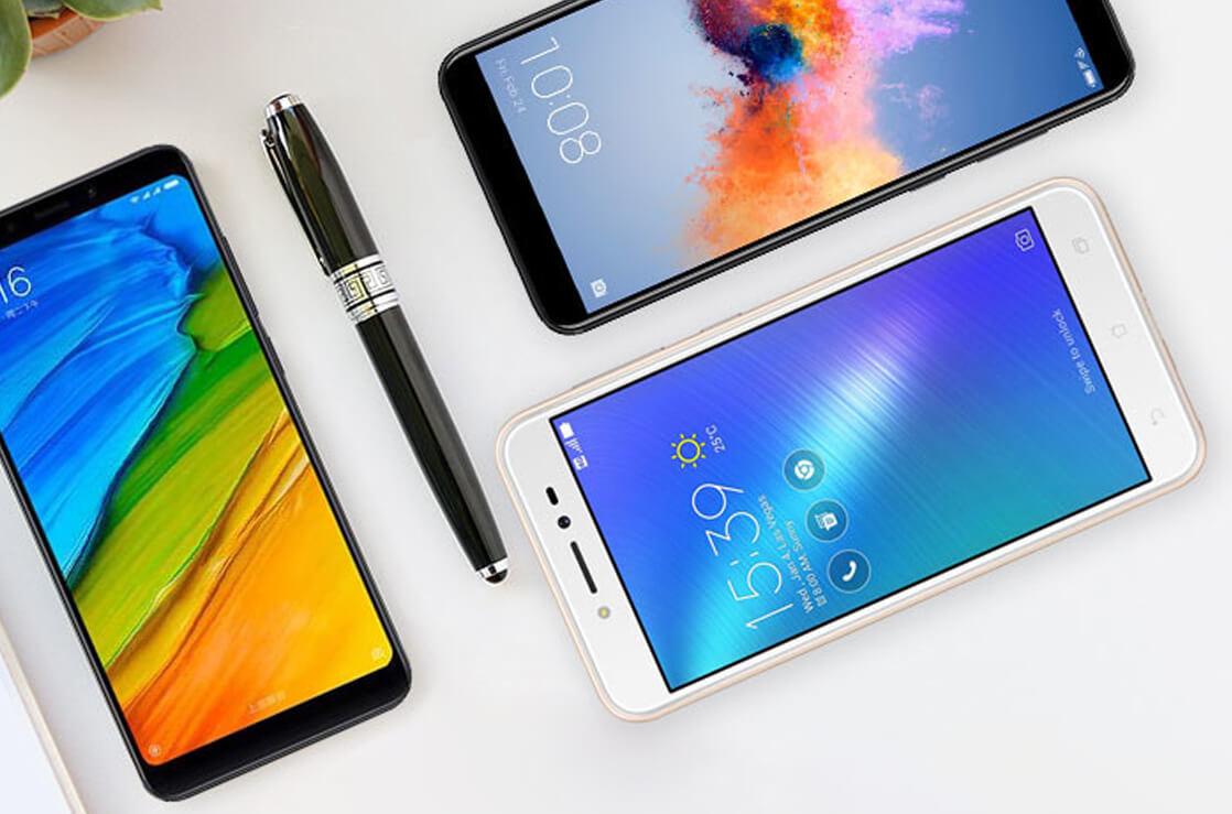 10 самых популярных смартфонов в России. Такого вы не ожидали