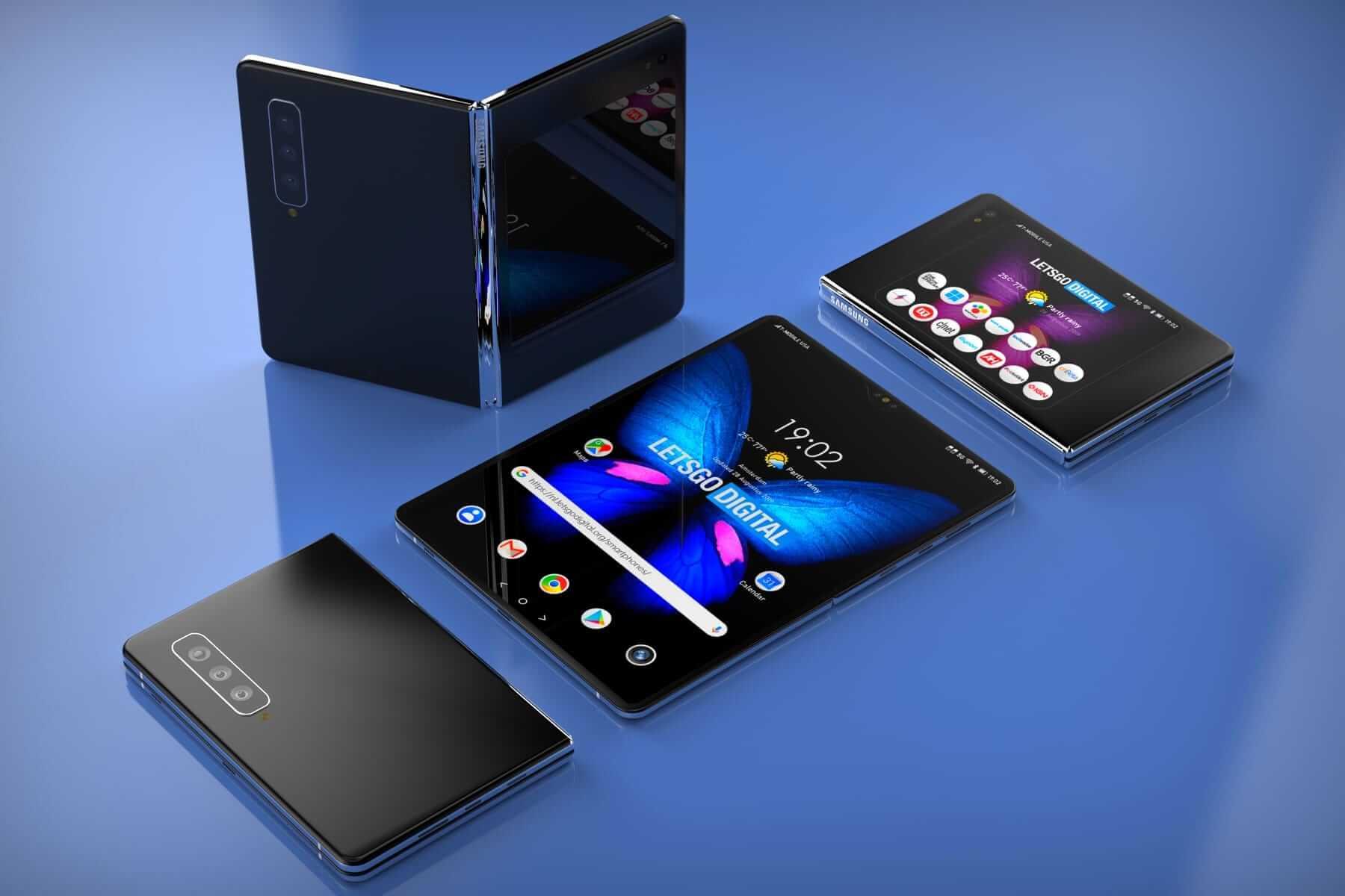 Samsung заключили сделку с производителями гибкого стекла. Его используют в Galaxy Fold 2?