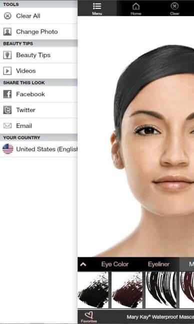 Приложение в плей маркете макияж