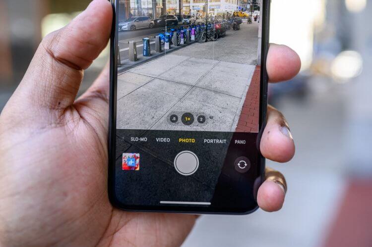 iPhone 11 Pro Max уступил китайским смартфонам по качеству фото