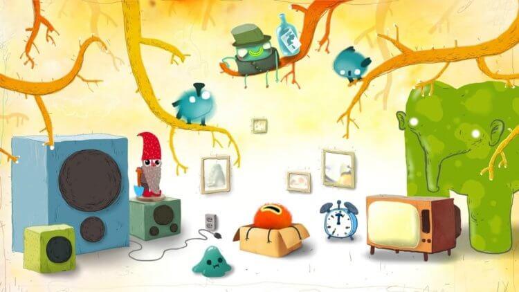Лучшие приключенческие игры на Android