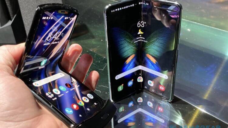 Первые фото Samsung Galaxy Fold 2 и операционная система от Facebook: итоги недели 7